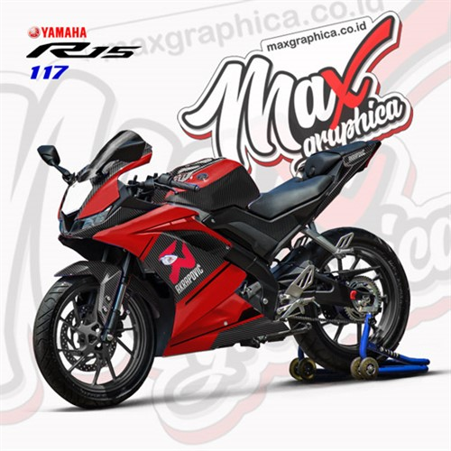 decal-R15-v3-117-merah-karbon-maxgraphica